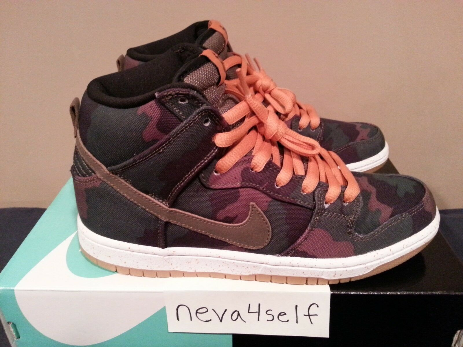 Nike Dunk High Premium SB 510 Five One O Camo Comfortable Great discount