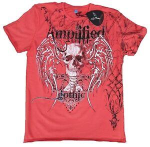 Strass 54 Vip Xl Rock Sinners Tattoo Maglietta Gothic Skull Saint Star Amplified Pw8qrP