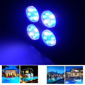 Details about 50W/65W 120V E26 Base Swimming Pool LED Light Underwater for  Pentair and Hayward