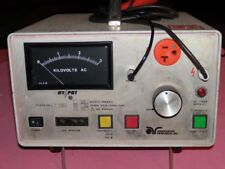 Associated Research Inc Hypot 3kv Ac Good Working Amp Calibrated