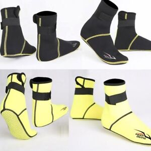 Neoprene-Water-Socks-Sports-Surfing-Swimming-Diving-Shoes-Snorkeling-Boots-US