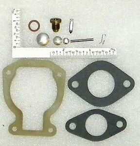 Johnson / Evinrude 4-15 Hp Carburetor Kit Without Float 0439072 ...