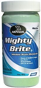 New Mighty Brite  Mildew Stain Remover armada 40904 Mighty Brite  Mildew Stain R