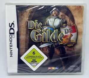 Die-Gilde-DS-Simulation-Abenteuer-Nintendo-DS-DSi-2DS-3DS-NEU