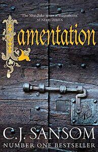Lamentation (The Shardlake Series),C. J. Sansom
