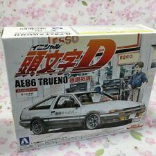 Toyota AE86 Trueno Takumi 1//32 mit Schlüsselanhänger SPAR-SET Aoshima