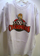 2003 CHUCKY BOWL XXXVII CHAMPIONS TAMPA BAY BUCCANEERS ADULT XL NEW W/O TAGS