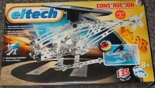 Solar Helicopter Eitech Metal Construction Building Toy C71