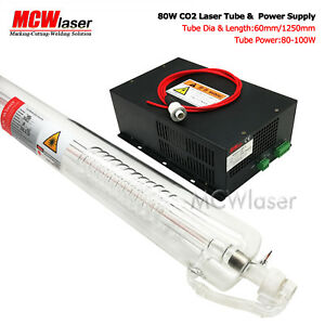 Industrial-80W-CO2-Laser-Tube-Power-Supply-AC-220V-Engraver-Cutter