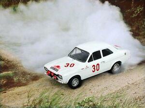 Trofeu-508-509-519-Ford-Escort-1600-coches-modelo-Rally-Mikkola-Clark-Makinen-1-43