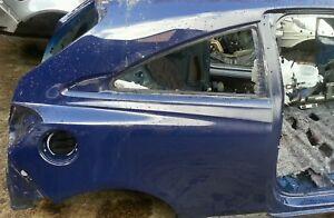 2015-2018-VAUXHALL-CORSA-E-3DR-HATCHBACK-OS-DRIVERS-SIDE-REAR-QUARTER-PANEL-BLUE