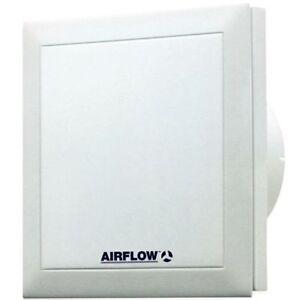 AIRFLOW-QUIETAIR-QT100HT-HUMIDITY-TIMER-MODEL-EXTRACTOR-FAN-9041261-BNIB