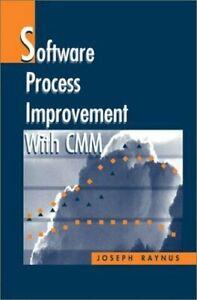 Software-Proceso-Mejoria-Con-Cmm-Tapa-Dura-Joseph-Raynus