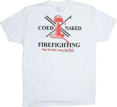 The Original CN507W Coed Naked HOCKEY T-shirt