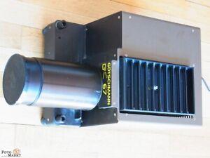 Goetschmann-G-67-Diaprojektor-6x7cm-Schneider-Objektiv-AV-Xenotar-2-8-150-MC