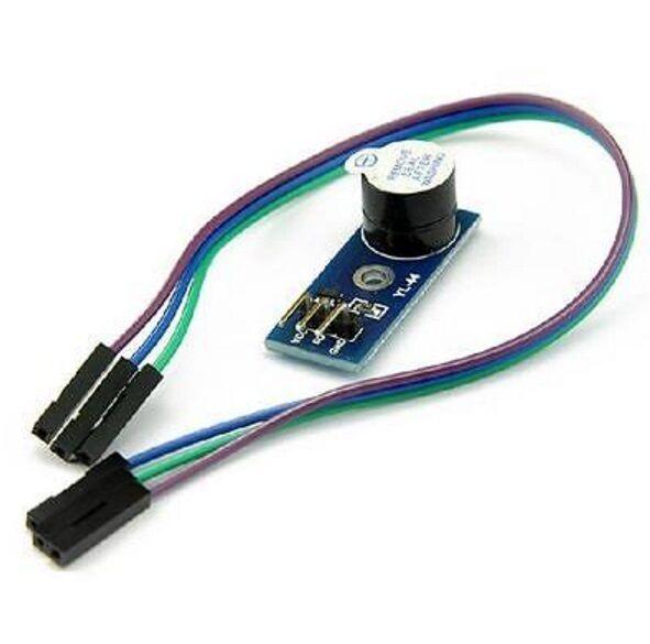 10PCS Passive Buzzer Alarm Modul Sensor Beep für arduino smart car