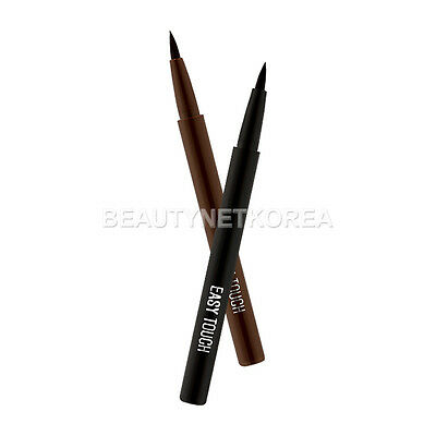 [TONYMOLY] Easy Touch Brush Pen Eyeliner 1.1g 2 Color / brush eyeliner