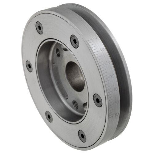 MGA MGB Harmonic Crank Balancer 5 1//8 diameter Rubber insulated High std 433-707