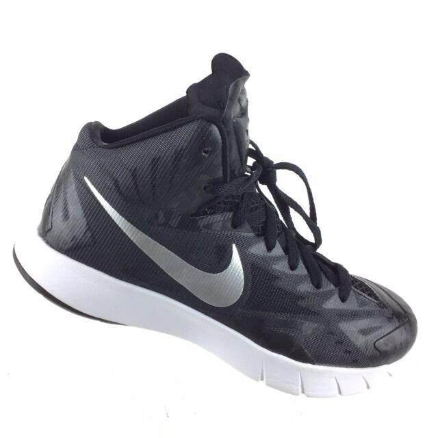best service 6e7af a17ba Nike Lunarlon Hyperquickness Black Basketball 652775 001 Men s 7.5 Shoes  R8S10