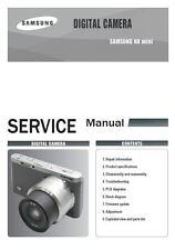 samsung nx mini mirrorless digital camera service manual repair rh ebay com Samsung WF350ANW XAA Parts Manual Samsung PN51F8500 Service Manual