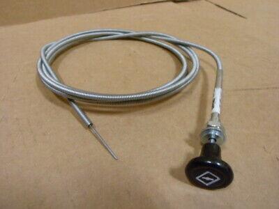 60-122 Oregon Universal Push Pull Choke Cable 96/' Conduit Go Kart Throttle Cable