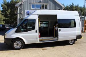 2013 Ford Transit Day Van Camper Welfare Unit Campervan Motorhome T6 Conversion