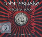 Made In Japan (2CD+DVD Deluxe Edition) von Whitesnake (2013)