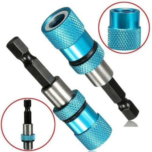 Magnetic Drywall Screw Bit Holder 1//4inch Hex Shank Drill Screw LJ