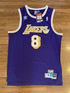 Kobe Bryant #8 Purple Los Angeles