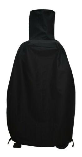 Jumbuck PINSA PIZZA OVEN COVER 1600x800x650mm Water Resistant Black