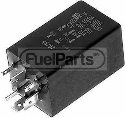 Fuel Parts Fuel Pump Relay FPR7985 Replaces 12 38 960,1238539,1238540,1238549