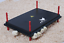 """Rentacoop Chick Brooder Heating Plate 66 W 16/"""" X 24/"""" Warms Up To 50 Chicks"""