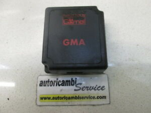 C25131302-CENTRALINA-ANTIFURTO-BMW-SERIE-X5-E53-3-0-D-AUT-160KW-2004-RICAMBIO