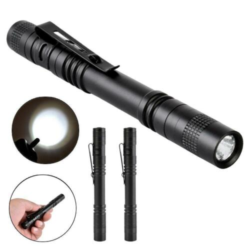 4000 Lm Q5 LED Taschenlampe Penlight Taschenlampe Taschenlampe mit Clip PW
