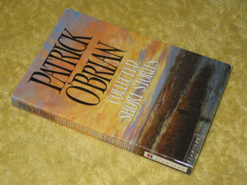 1 of 1 - COLLECTED SHORT STORIES, Patrick O'Brian, PB 1995. Aubrey & Maturin tales author