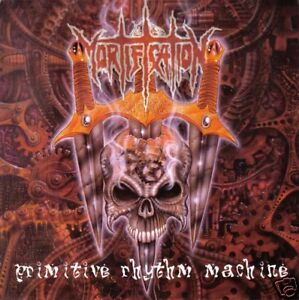 Mortification-Primitive-Rhythm-Machine-CD-Christian-Metal-Brand-New-Sealed