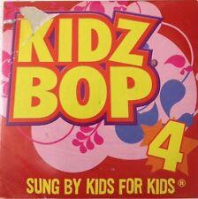 Mcdonald's Happy Meal Kids Bop Music CD #4