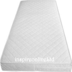 Baby-Toddler-Cot-Bed-Moses-Crib-Waterproof-and-Quilted-Breathable-Foam-Mattress