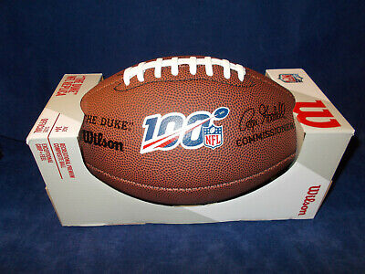 9-Inches NFL Vintage Throwback Football