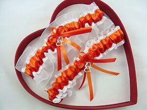 NEW-Sexy-Wedding-Garter-Prom-Orange-Red-White-Homecoming-GetTheGoodStuff-A