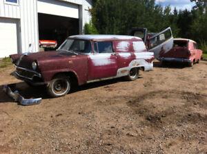 1956 Ford Club Wagon