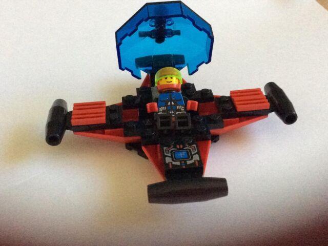 Lego vintage 6835 Spyrius space Saucer Scout complete set with instructions