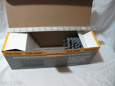 "1 NEW 3/"" 240 grit Flexible Cylinder Hone Bore Diameter Ball Engine Flex"