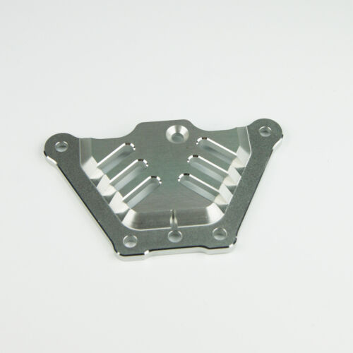 Front 2 floor plate Top Chassis Brace for Losi 5ive T Rovan LT KM x2