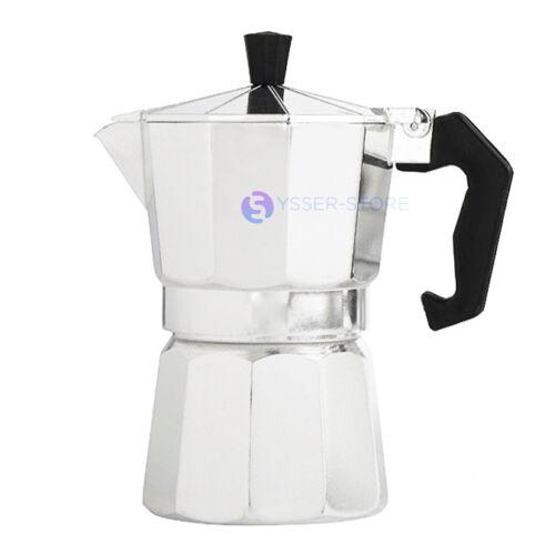 Strove Pot Espresso Cuban Moka Coffee Maker Cafetera