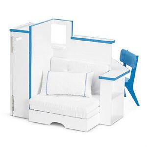 American Girl Doll Mia Mia 39 S Bedroom Furniture Bed Room Fast Shipping Ebay