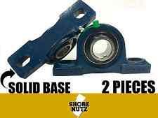 "(2 PIECES) 1-1/2"" Pillow Block Bearing, UCP208-24 Solid Base P208"