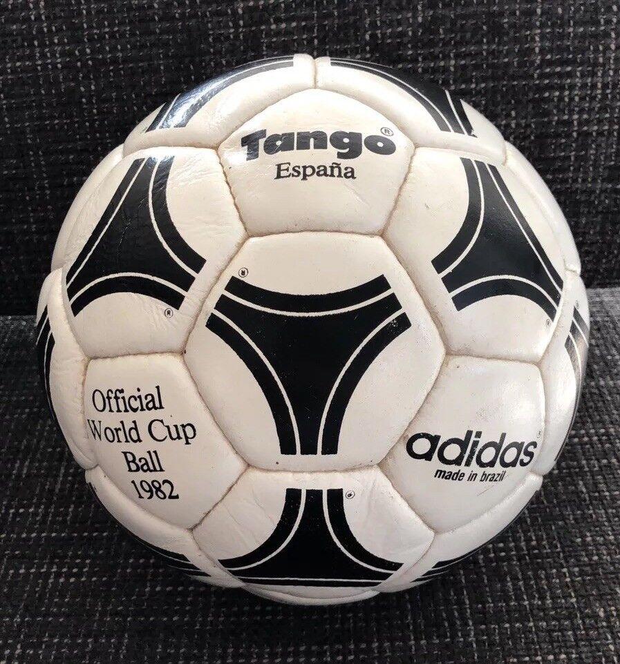 Adidas Tango Espana Espana Espana Made In Brazil Telstar ®️ Version Matchball Ball RARE Azteca f0b889