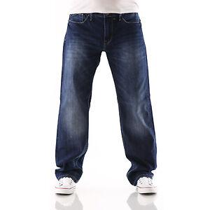 Big-Seven-XXL-Jeans-True-blue-comfort-fit-Herren-Hose-Ubergroesse-neu