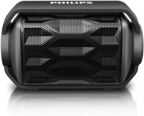 Philips Model BT2200B Shoqbox Mini Bluetooth Waterproof Portable Speaker  for sale online | eBay